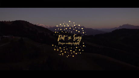 Pat + Suzy | Morzine Wedding Highlights