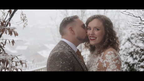 Jack + Elise | Morzine Wedding Highlights