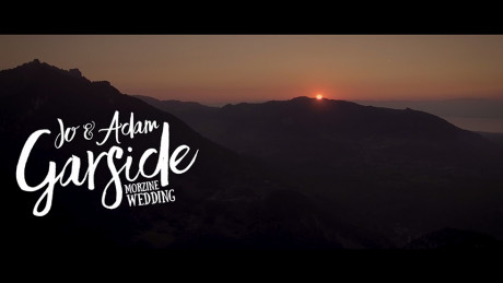 Jo + Adam | Morzine Wedding Highlights